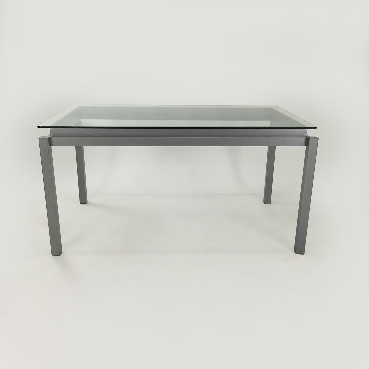 shop Unknown Brand Glass Dining Table online