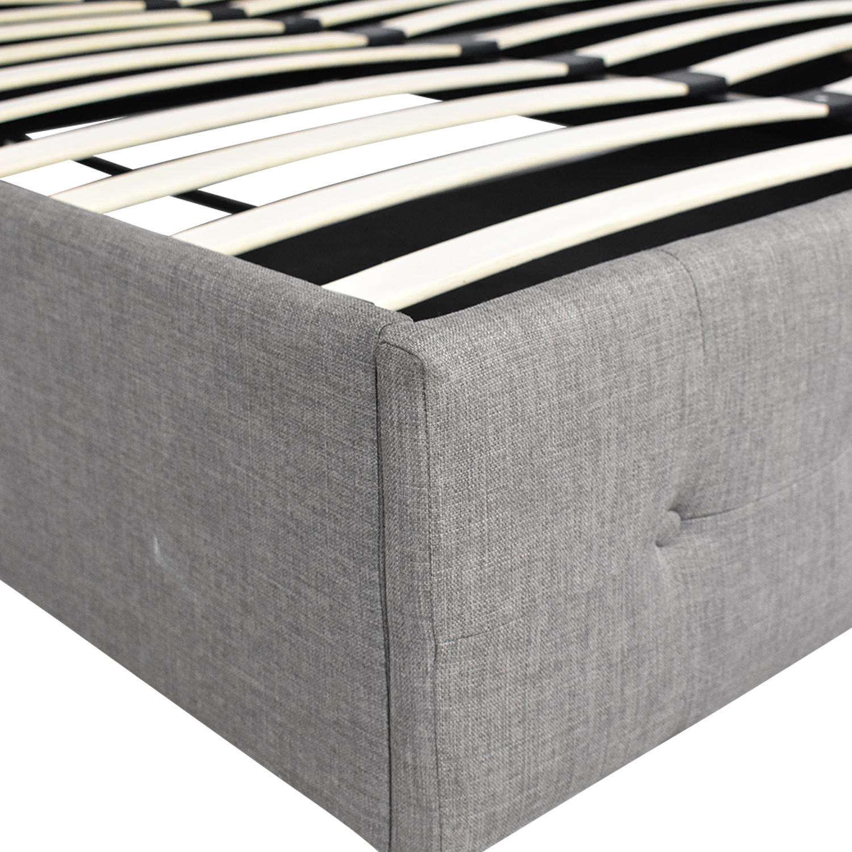 buy Brayden Studio Brayden Studio by Dorel Home Furnishings Queen Morphis Upholstered Storage Platform Bed online