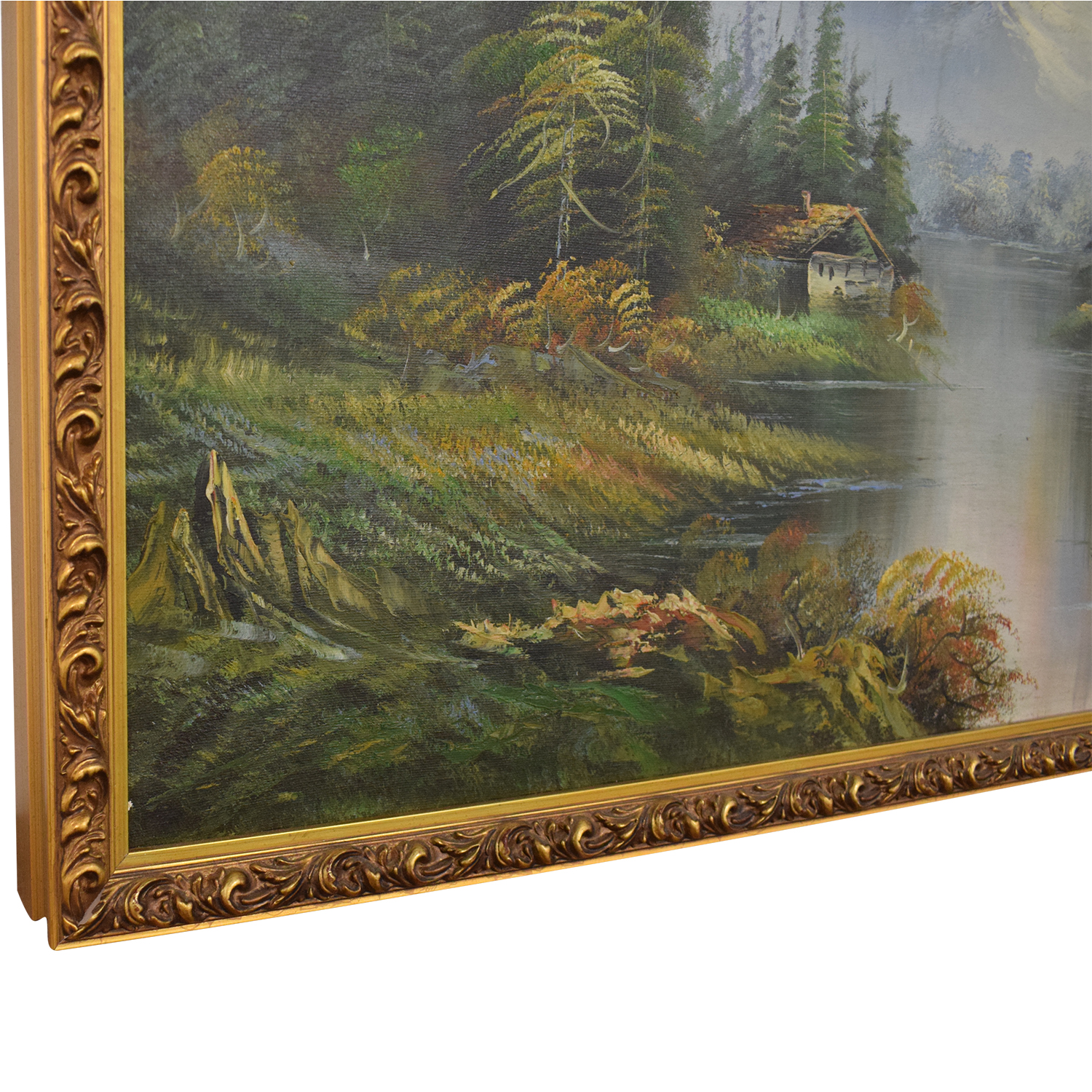 Mountain Landscape Framed Wall Art nyc
