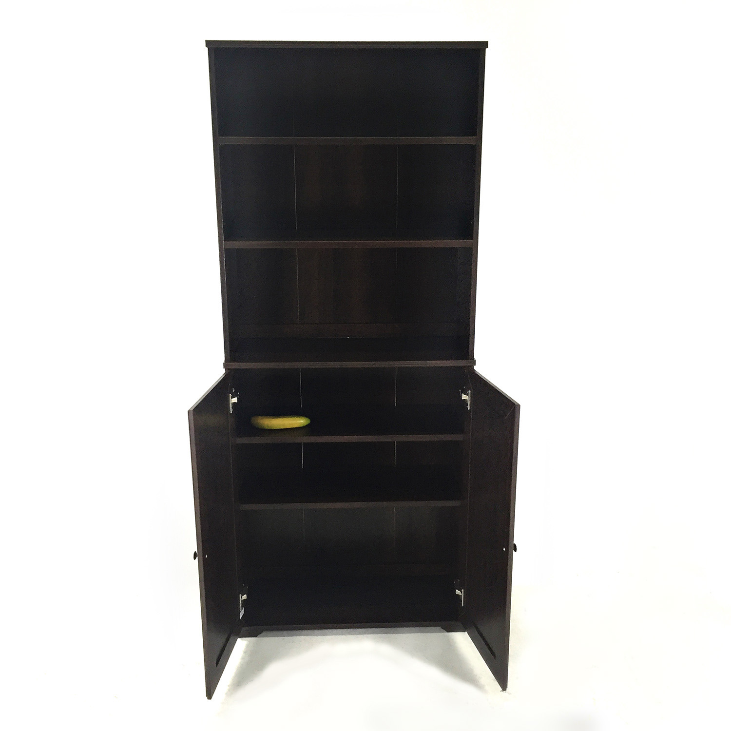 IKEA Cabinet with Book Shelves Storage