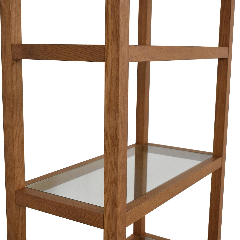 Crate & Barrel Crate & Barrel Five Story Bookcase ct