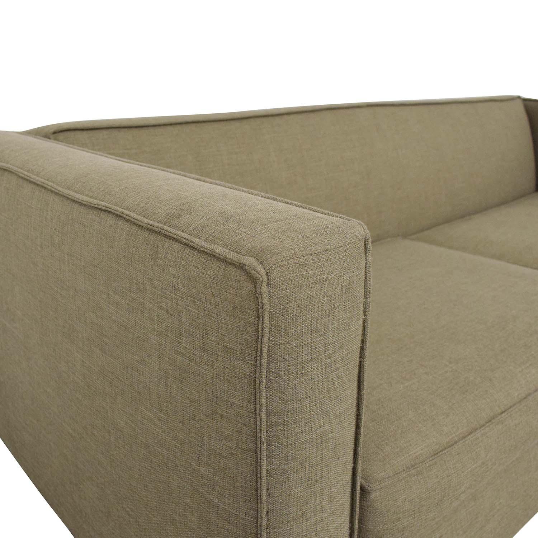 CB2 Club Sofa sale