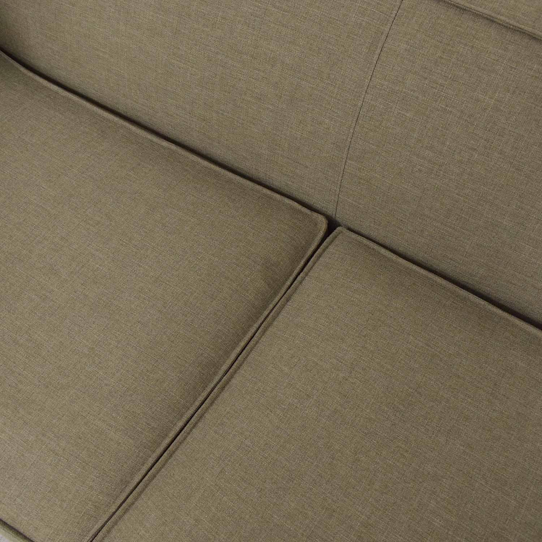 CB2 Club Sofa / Sofas