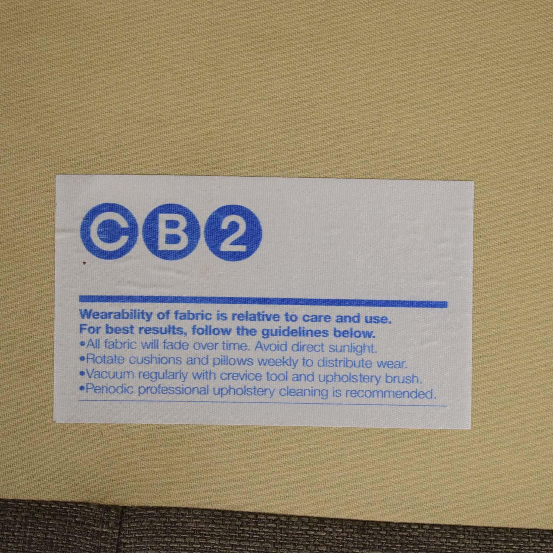 buy CB2 Club Sofa CB2