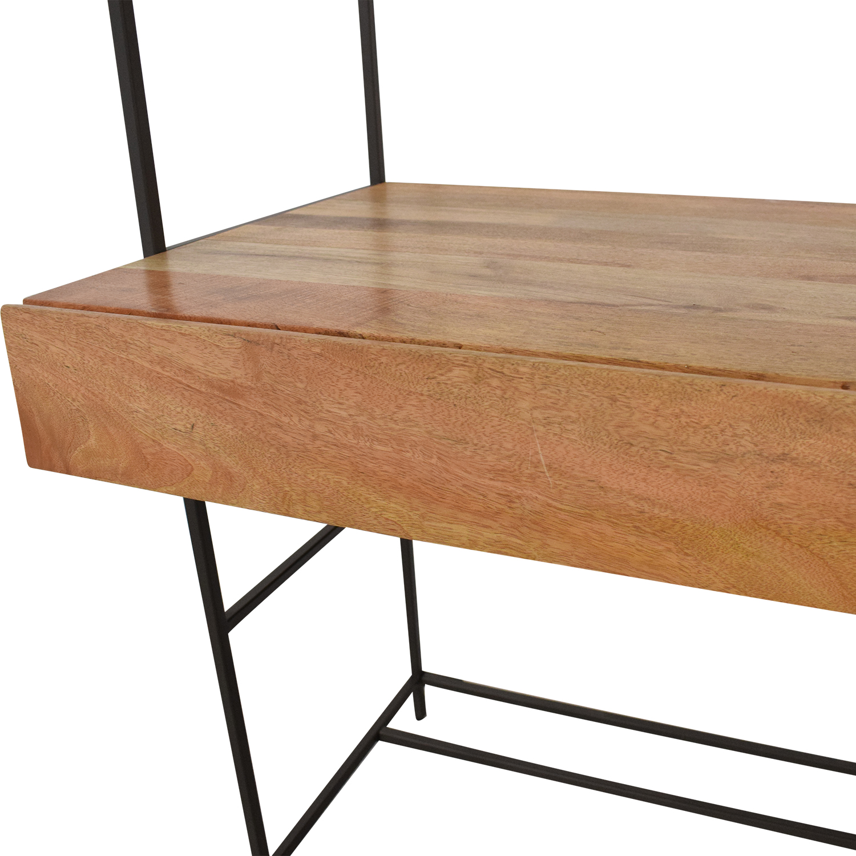 West Elm West Elm Industrial Modular Desk second hand