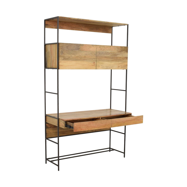 West Elm West Elm Industrial Modular Desk Tables