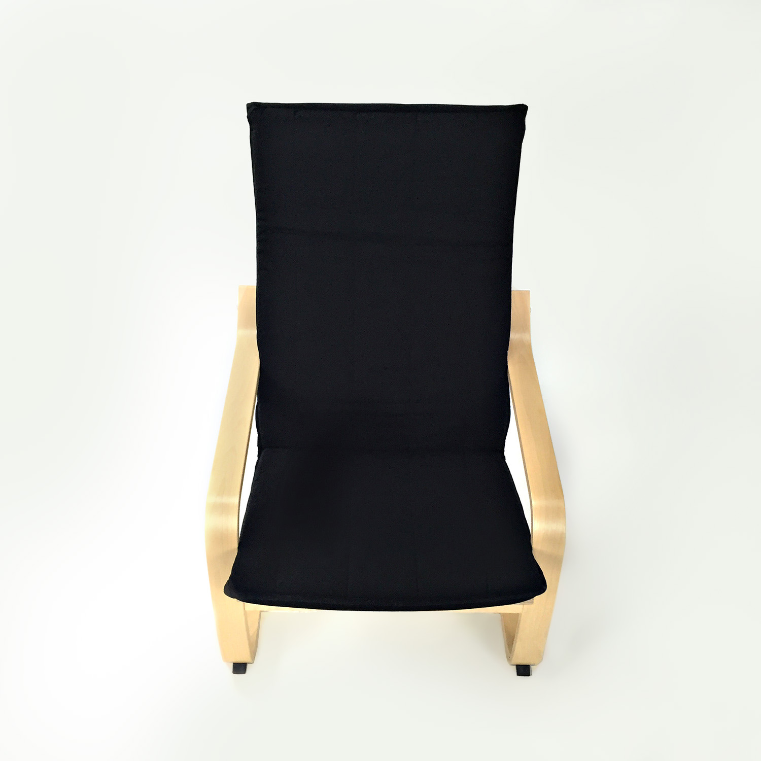 ALME Black Accent Chair IKEA