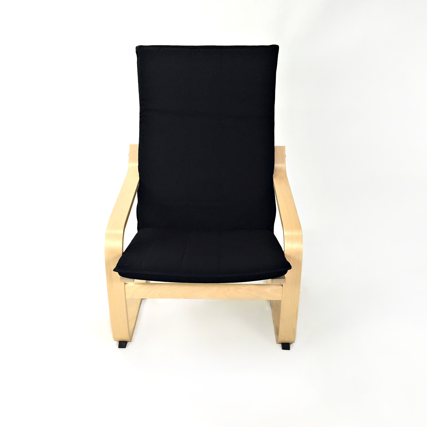New Black Accent Chair Minimalist