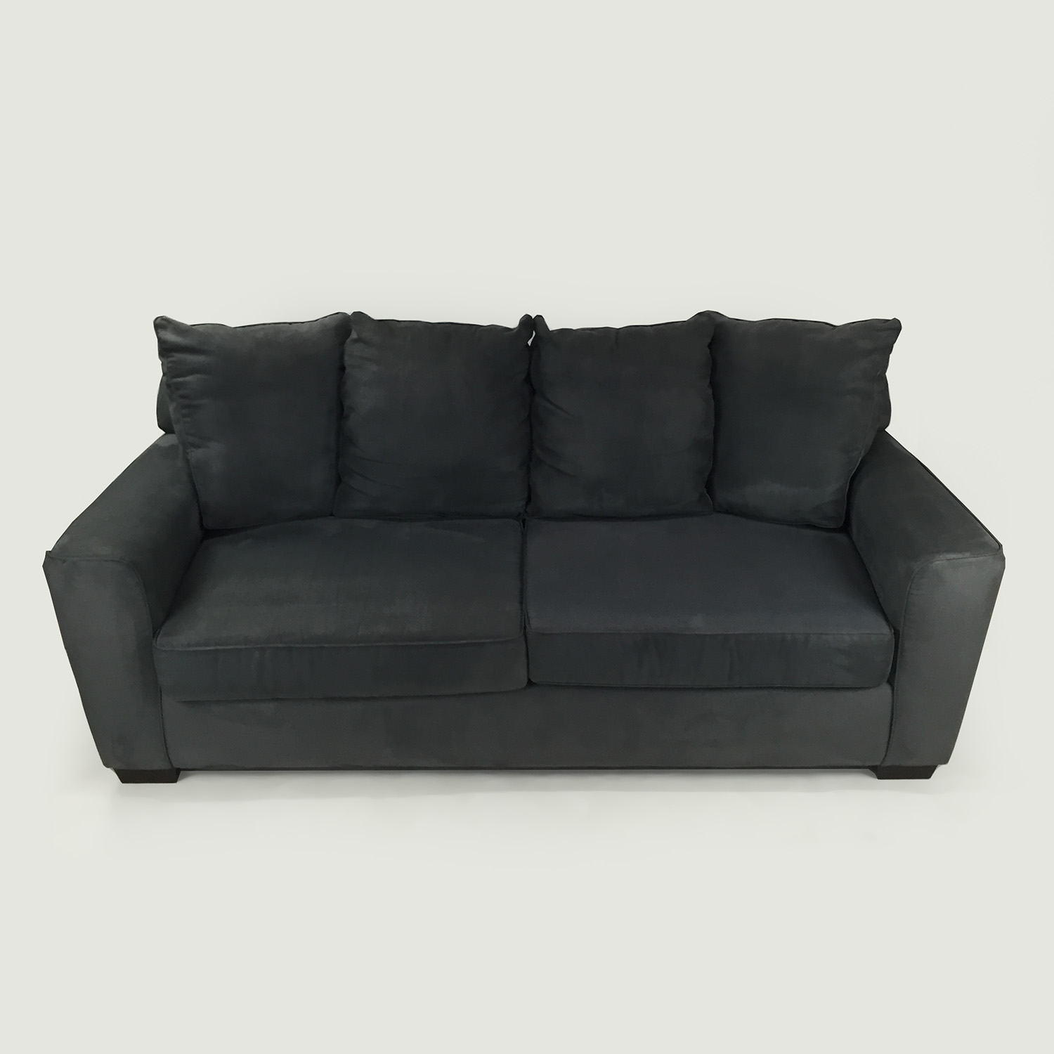 Raymour and Flanigan Raymour & Flanigan Microfiber Sofa price