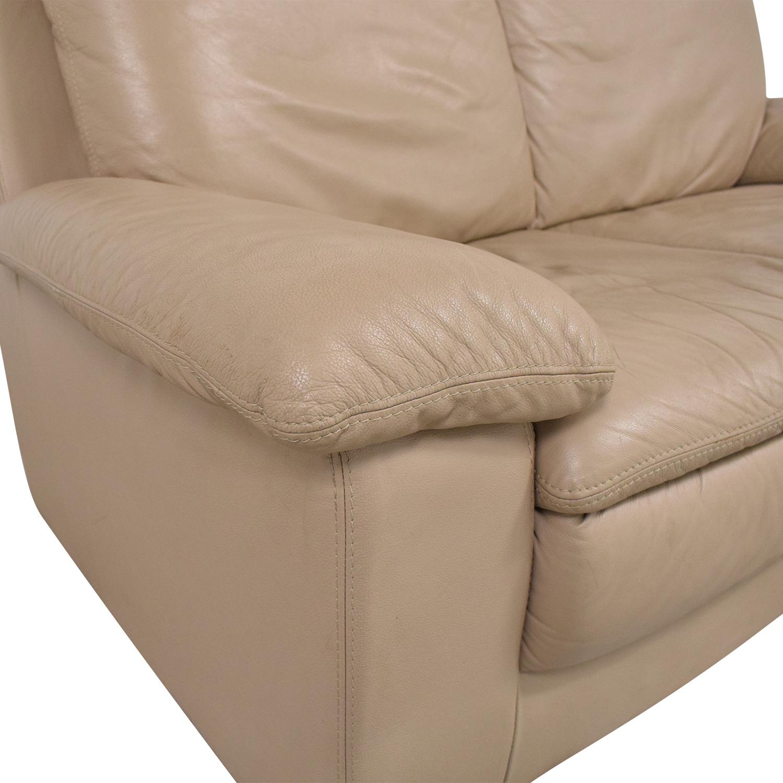 shop Italian Two Seat Sofa  Loveseats