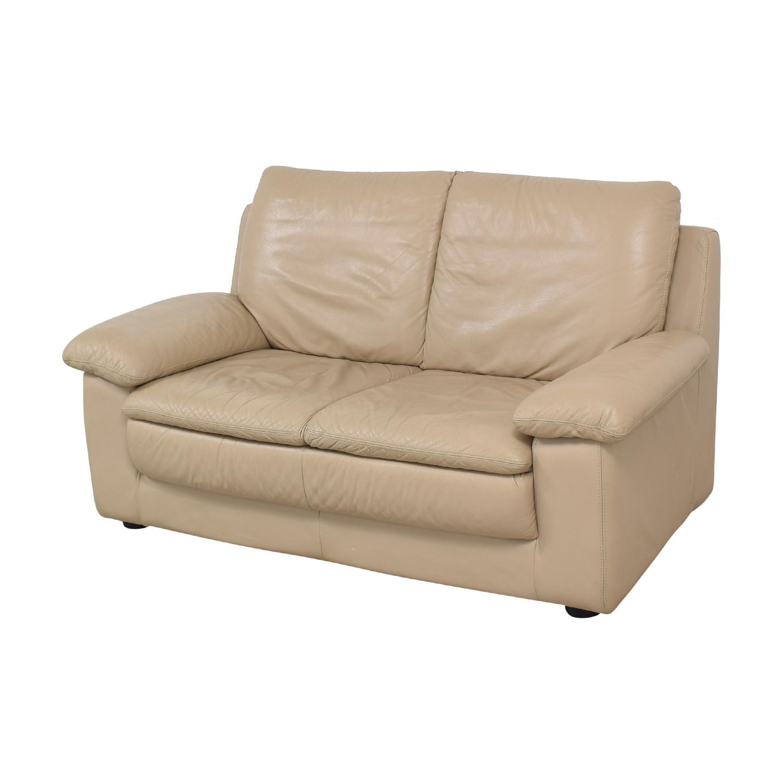 buy Italian Two Seat Sofa  Loveseats