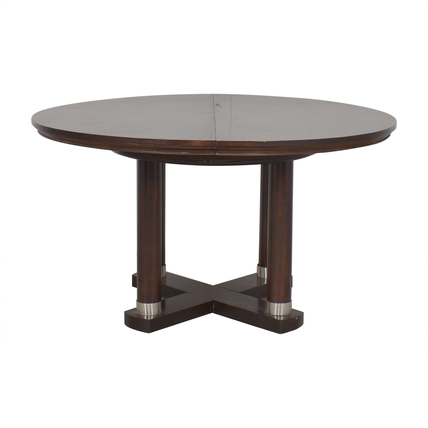 shop Lexington Furniture Round Dining Table Lexington Furniture Tables
