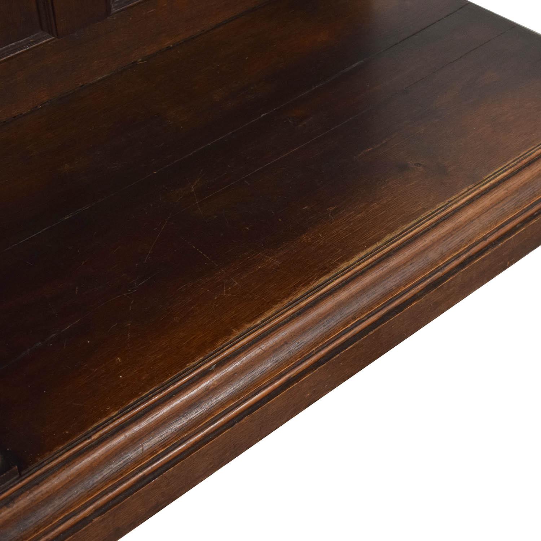 Hardwood Hand-Carved Liquor Cabinet nj