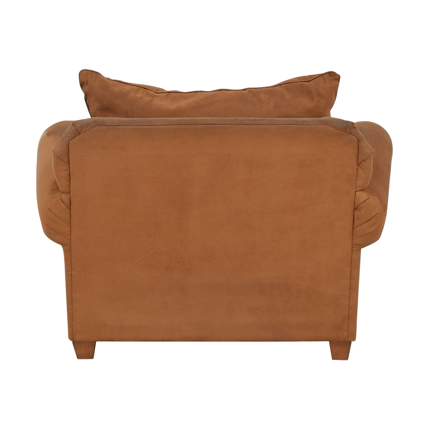 shop Storehouse Furniture Rolled Arm Chair Storehouse