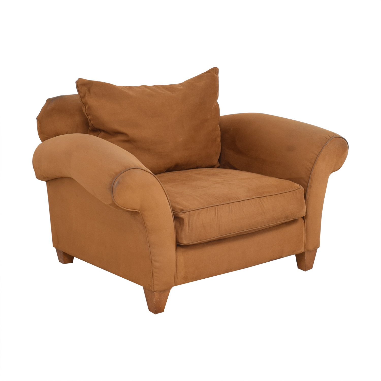 Storehouse Furniture Rolled Arm Chair sale