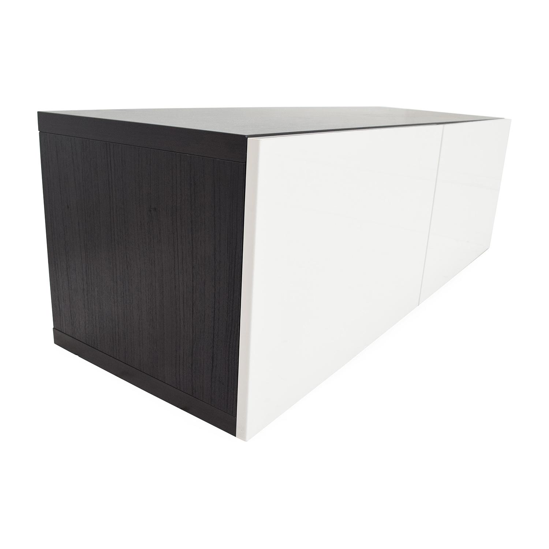 84 Off Ikea Ikea Low Cabinet Storage