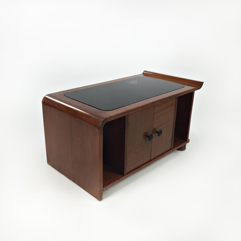 72 Off Custom 1930 39 S Coffee Table Mini Bar Tables