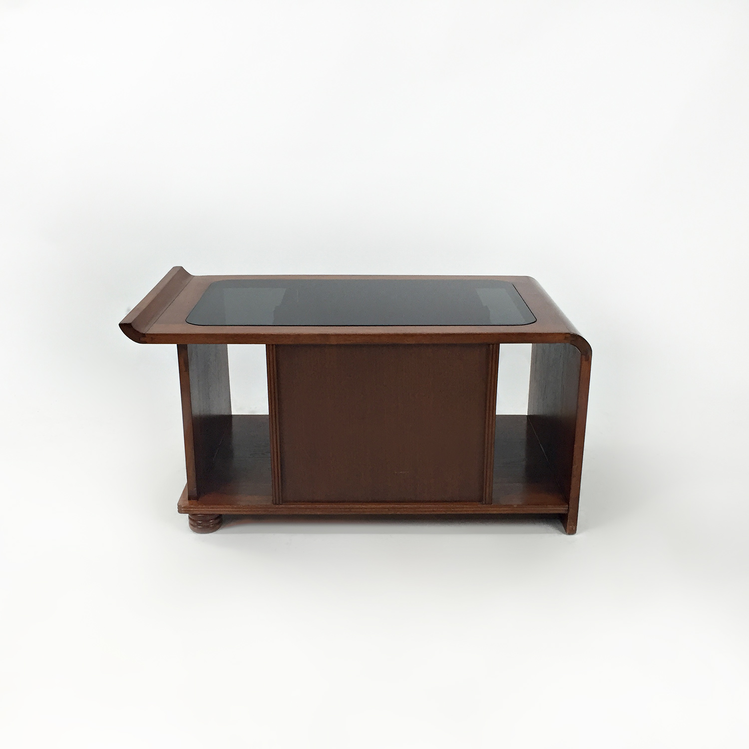 72 Off Custom 1930 39 S Coffee Table Mini Bar Tables