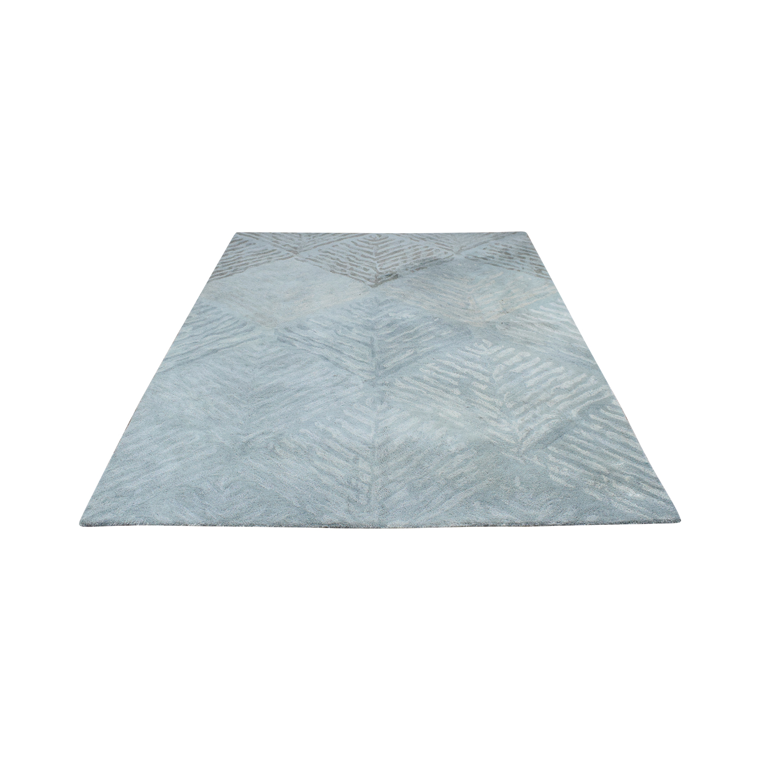 West Elm West Elm Nordic Diamond Rug Rugs