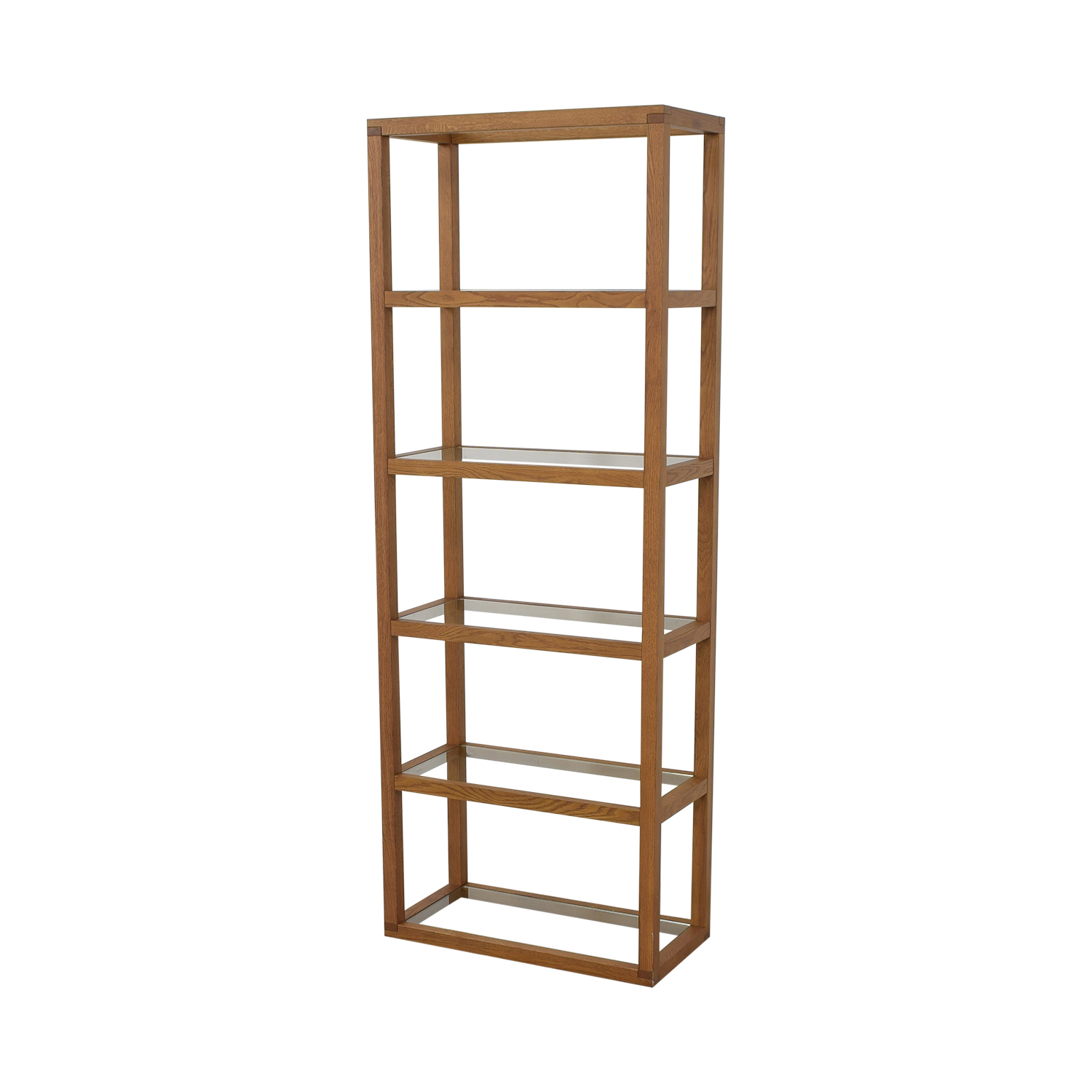 Crate & Barrel Crate & Barrel Five Story Bookcase