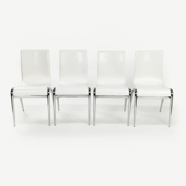 buy Euro Style Euro Style White Chair Set online