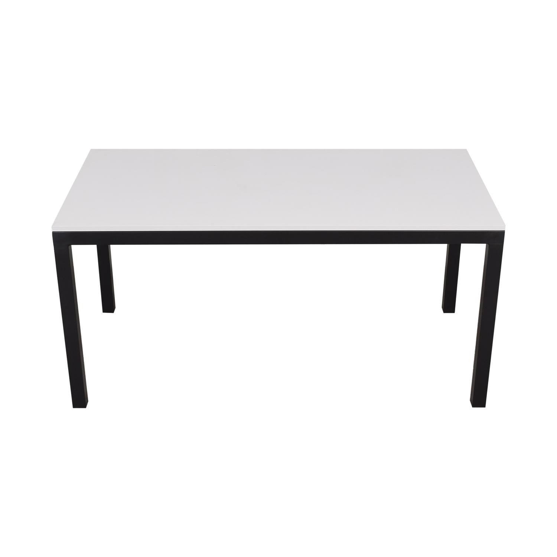 Room & Board Room & Board Parson Table on sale