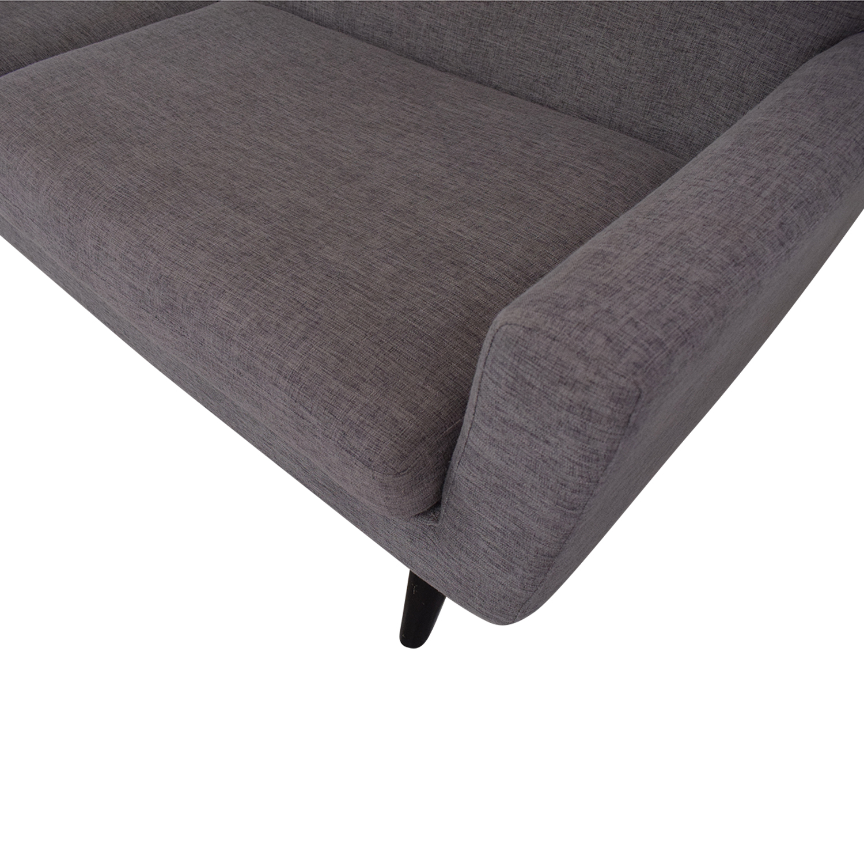 LexMod LexMod Engage Mid-Century Modern Sofa coupon