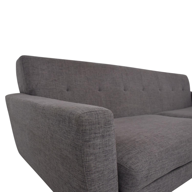 buy LexMod Engage Mid-Century Modern Sofa LexMod