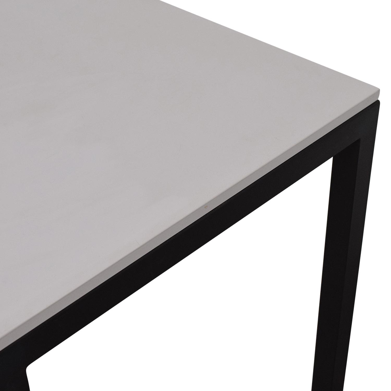 Room & Board Room & Board Parson Table nyc