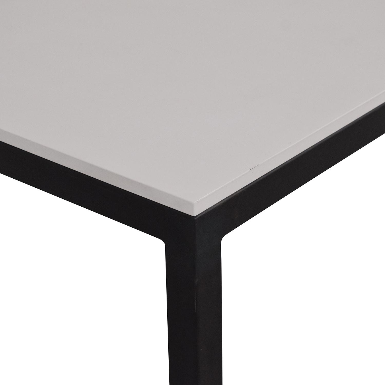 buy Room & Board Parson Table Room & Board Dinner Tables