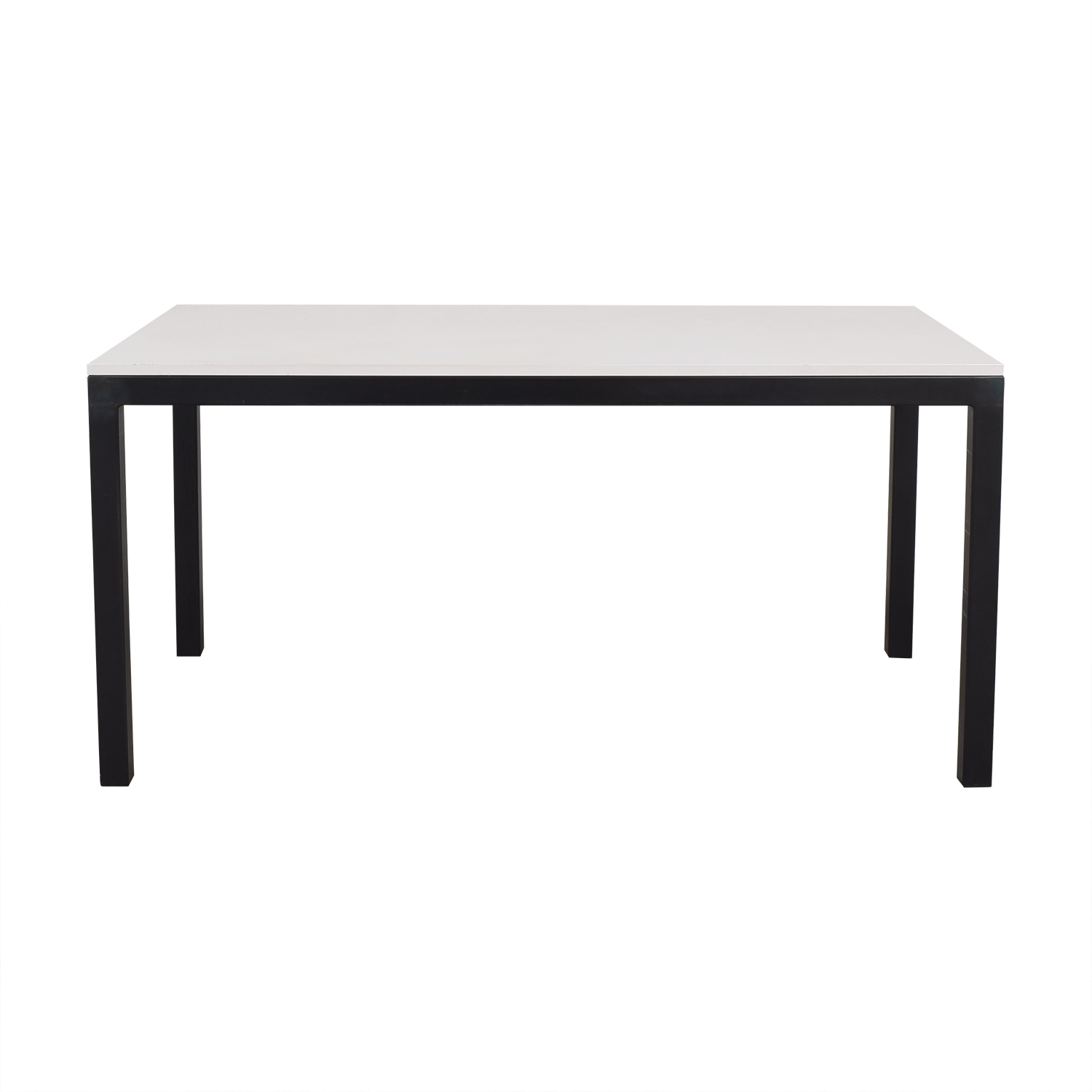 buy Room & Board Parson Table Room & Board Utility Tables