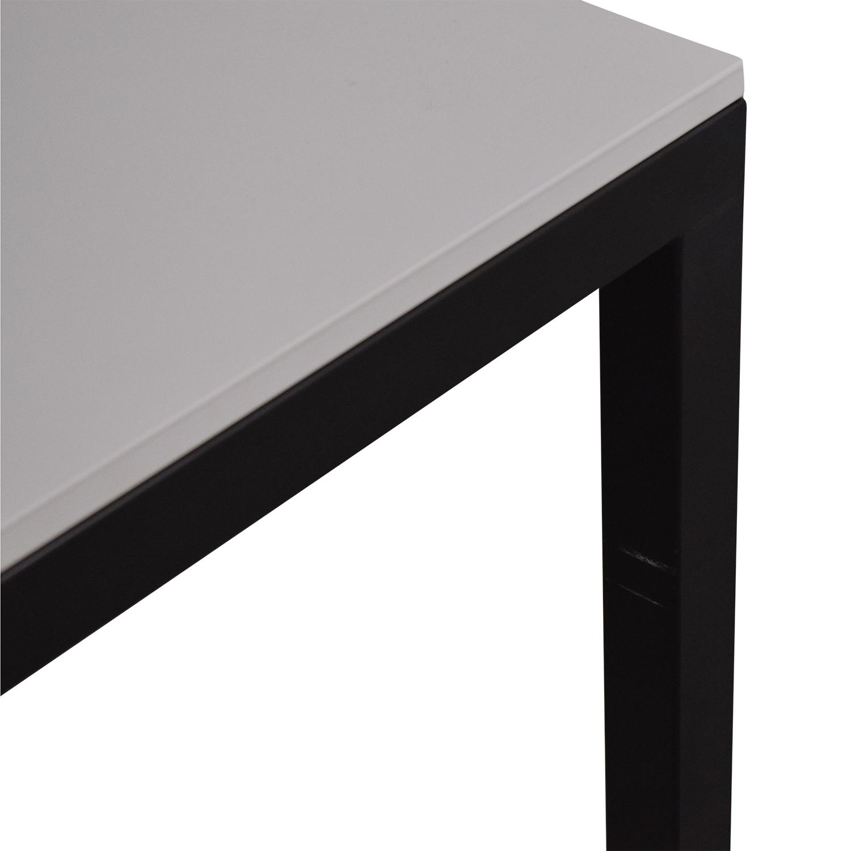Room & Board Parson Table sale