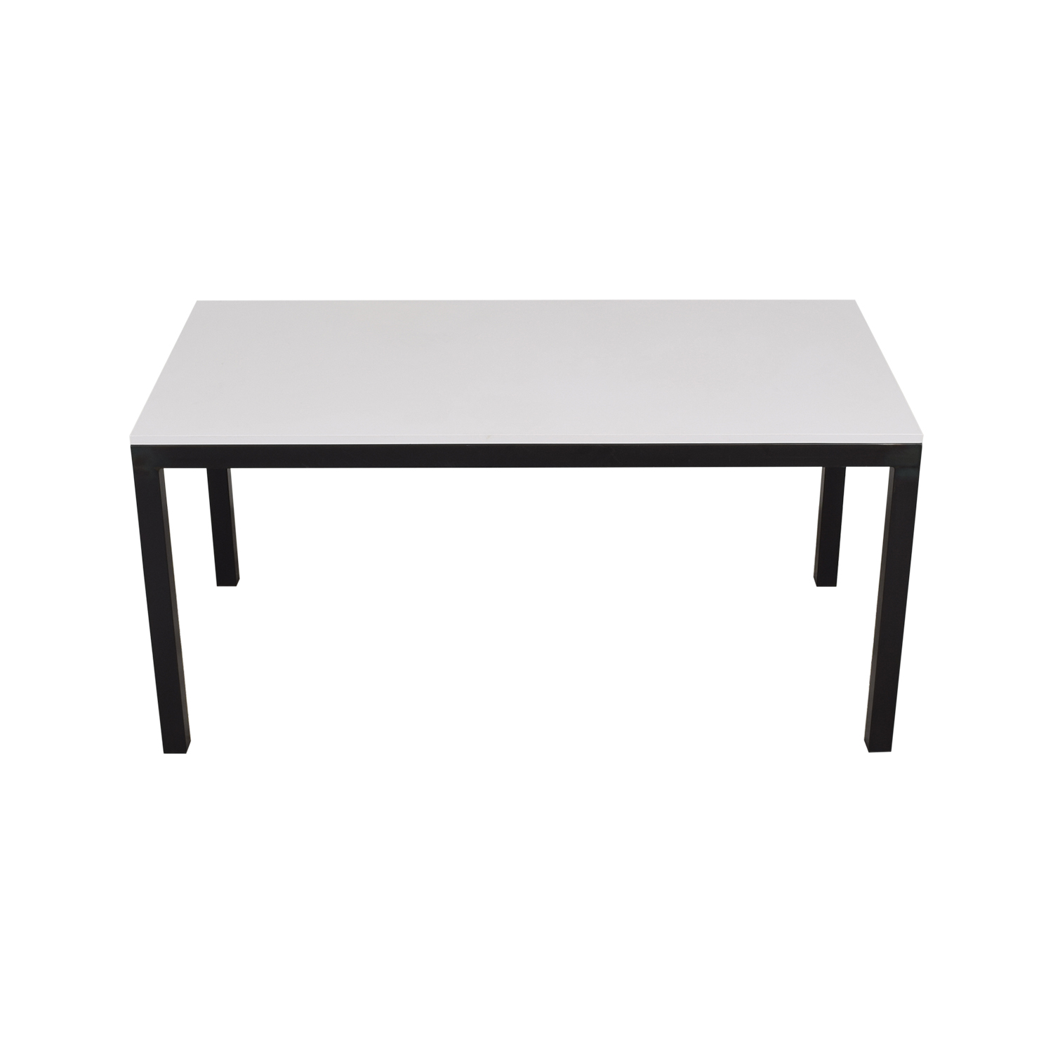 shop Room & Board Parson Table Room & Board Utility Tables