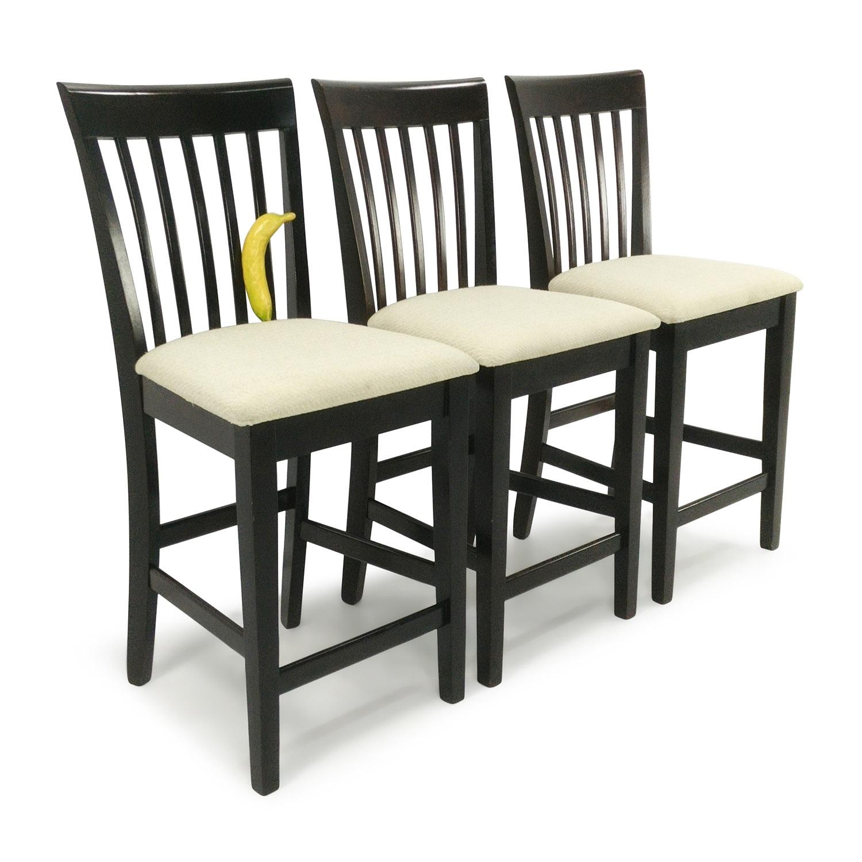 Unique Bar Furniture: Custom 3 Bar Stools / Chairs