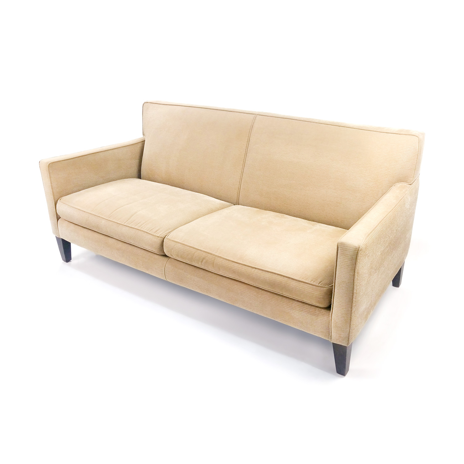 50% OFF - Crate and Barrel Crate and Barrel Couch / Sofas
