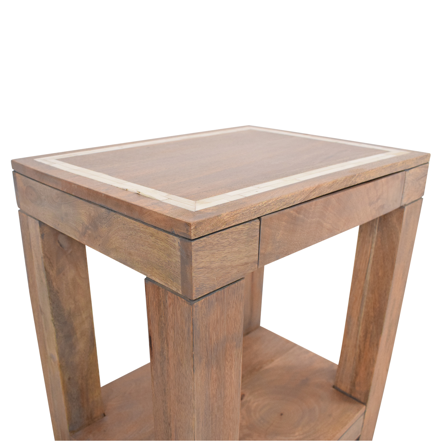 West Elm West Elm Parsons End Table ct