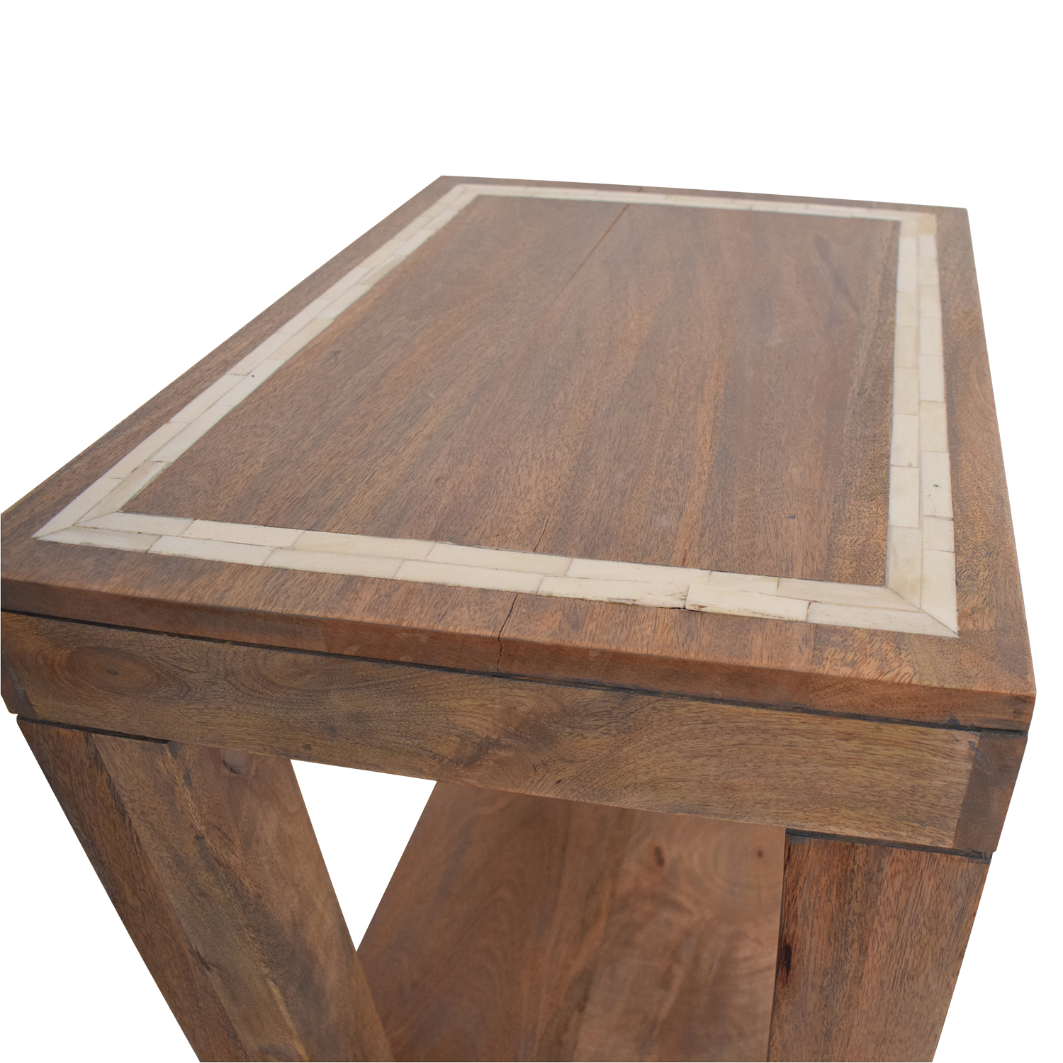 West Elm West Elm Parsons End Table price
