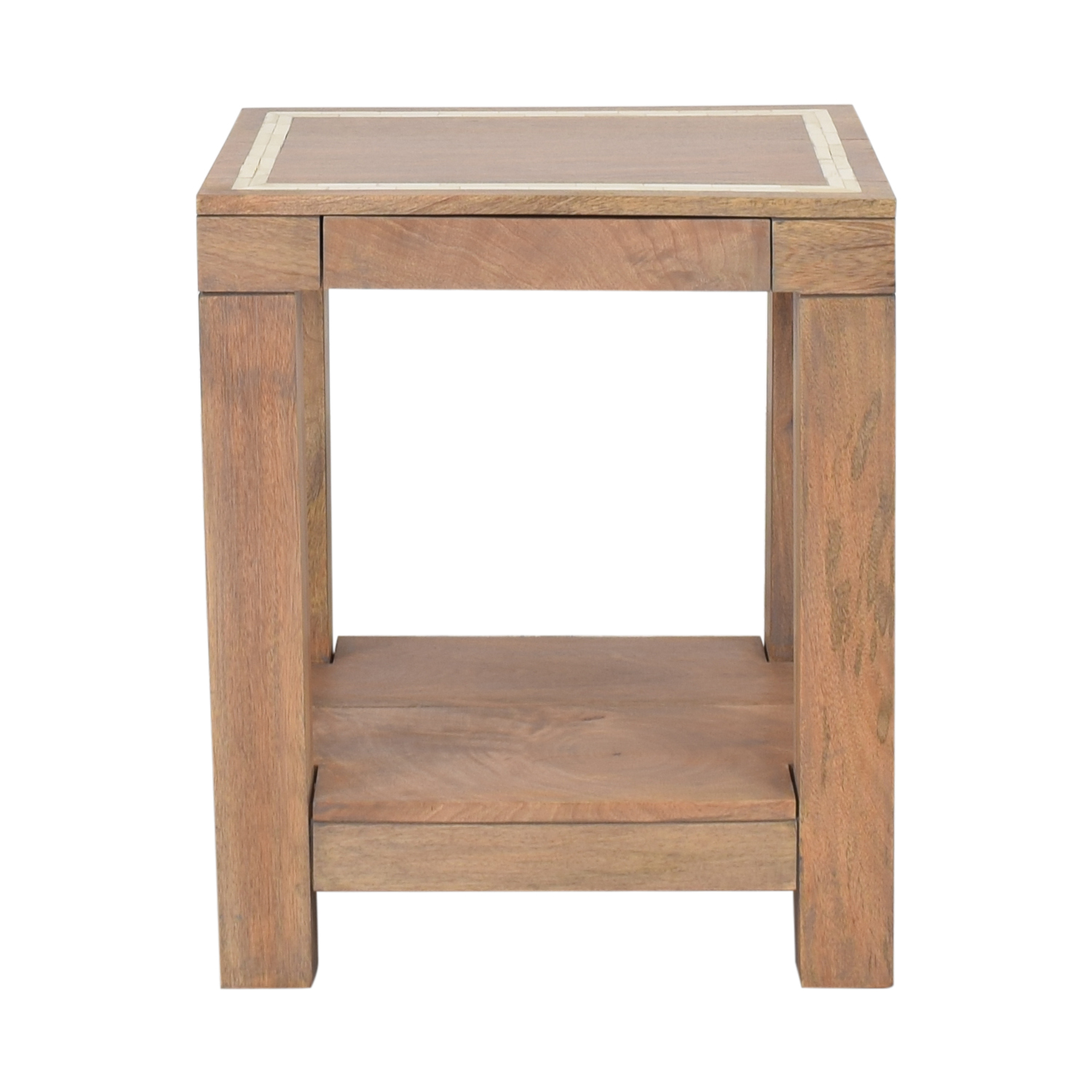 West Elm West Elm Parsons End Table on sale
