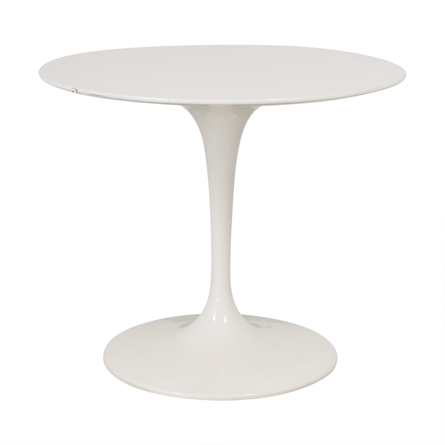 Manhattan Home Design Manhattan Home Design Tulip Dining Table second hand