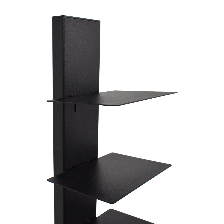 Sapiens-Style Bookcase black