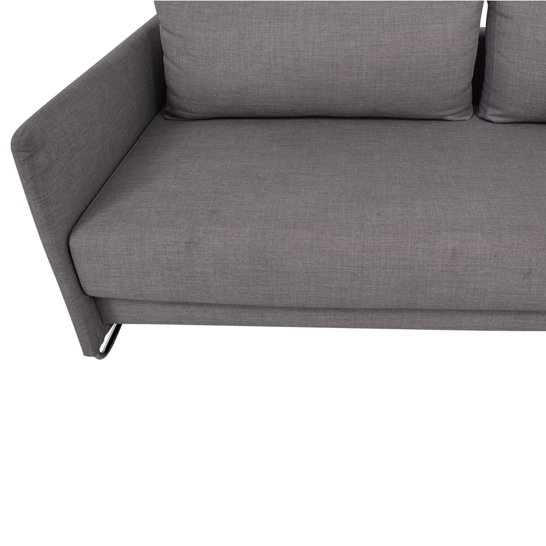 buy Crate & Barrel Sleeper Sofa Crate & Barrel Classic Sofas