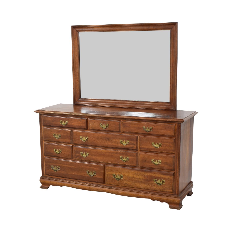 buy Pennsylvania House Pennsylvania House Dresser with Mirror online