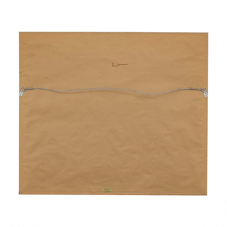 James-Paul Brown Print Wall Art