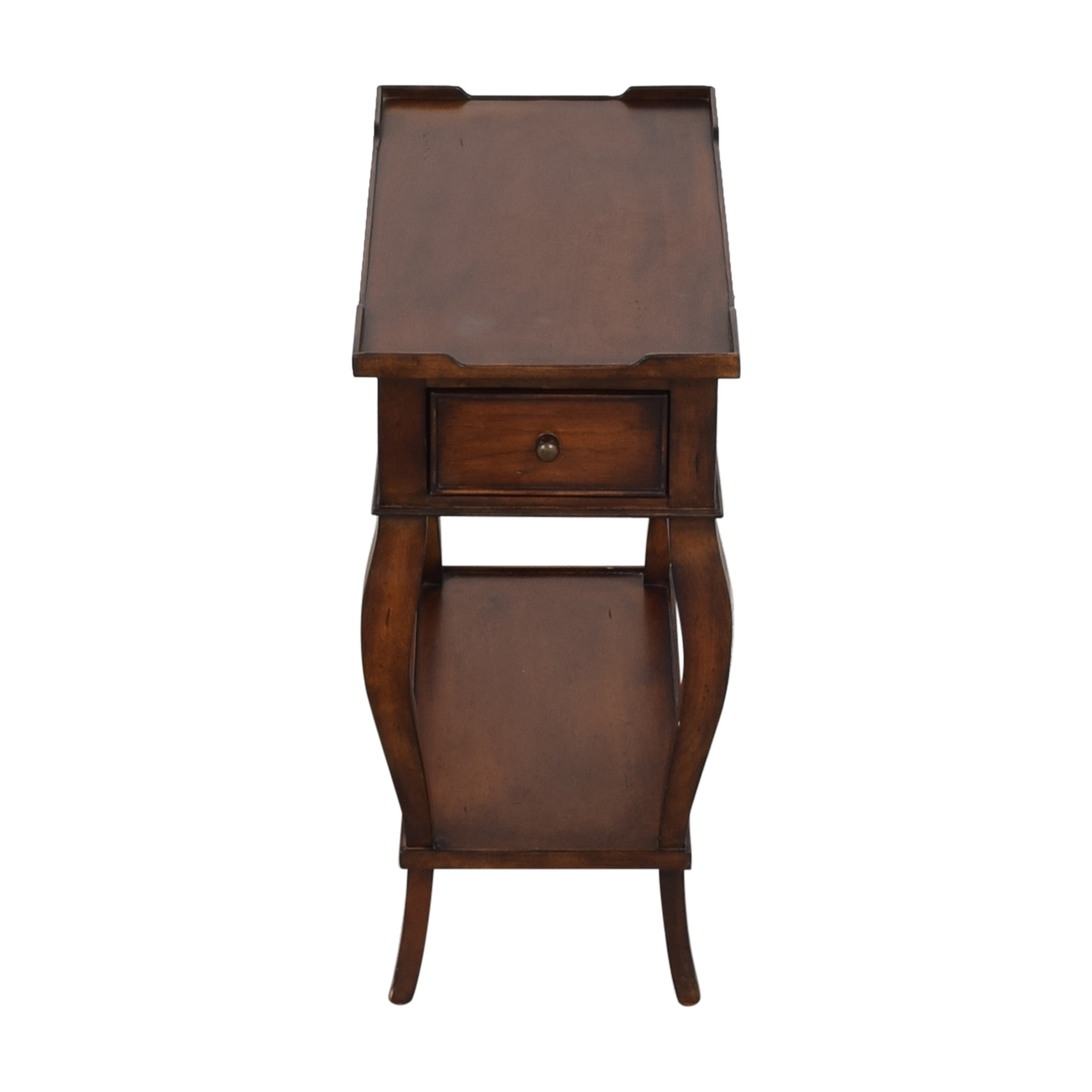 Ethan Allen Ethan Allen Solid Wood Side Accent Table nyc