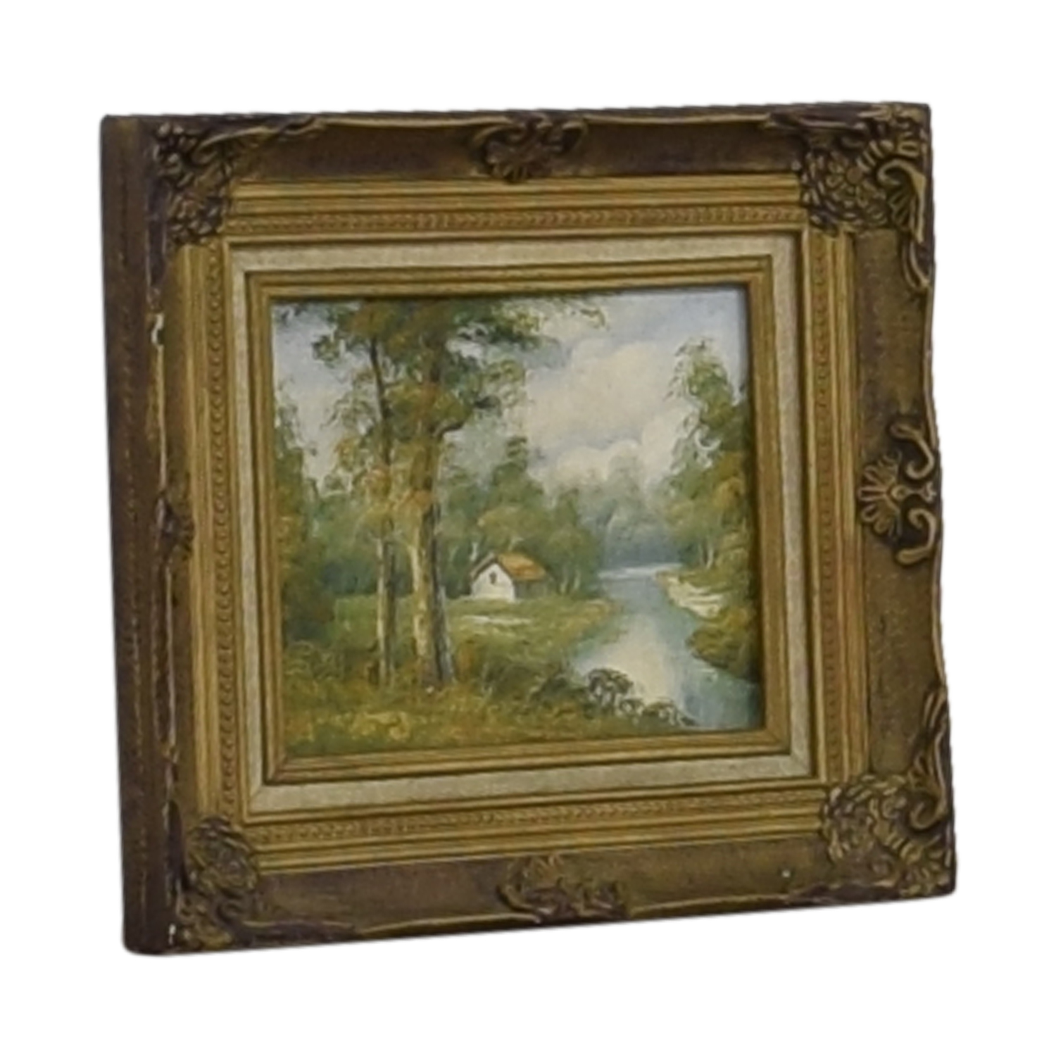 Framed Landscape Wall Art