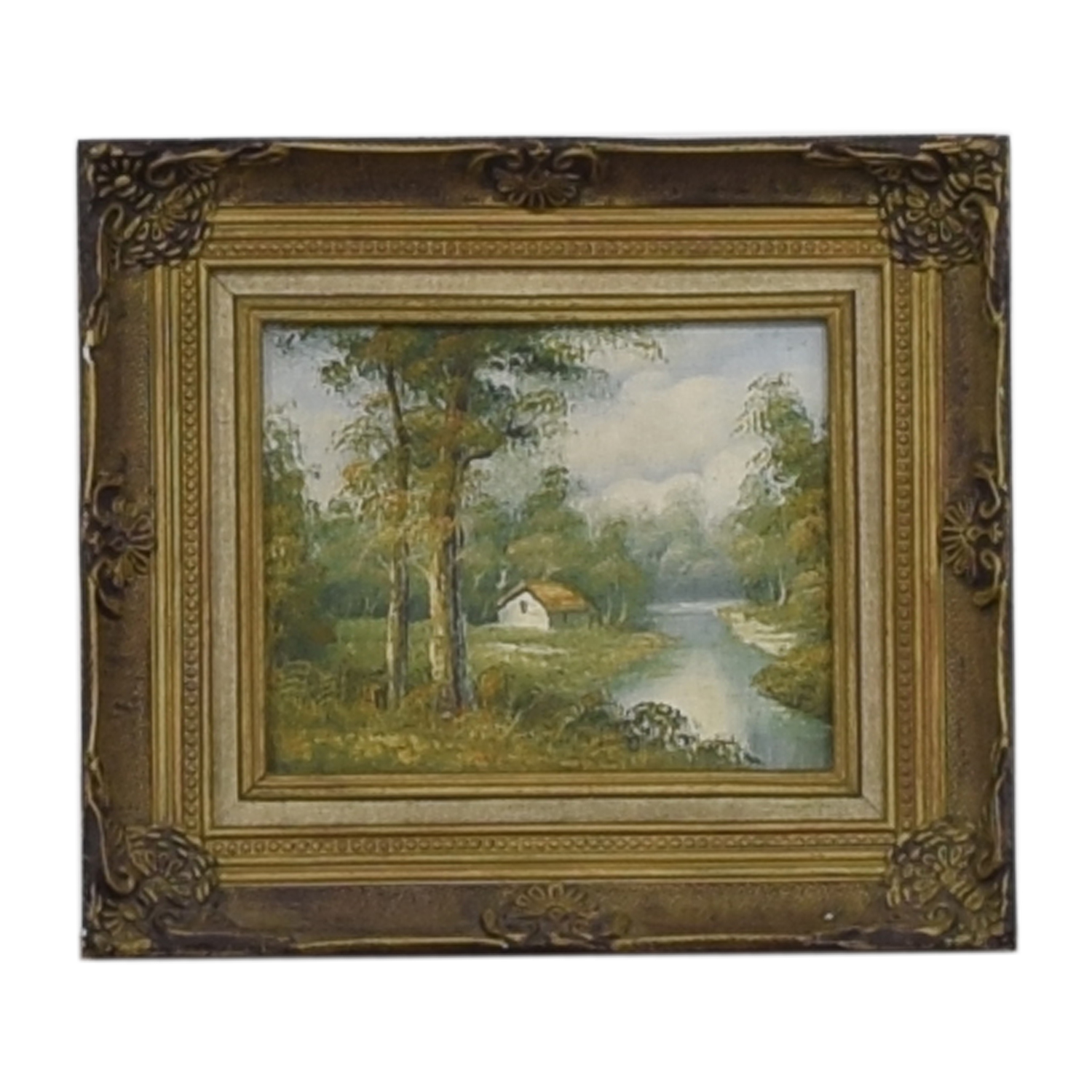Framed Landscape Wall Art sale