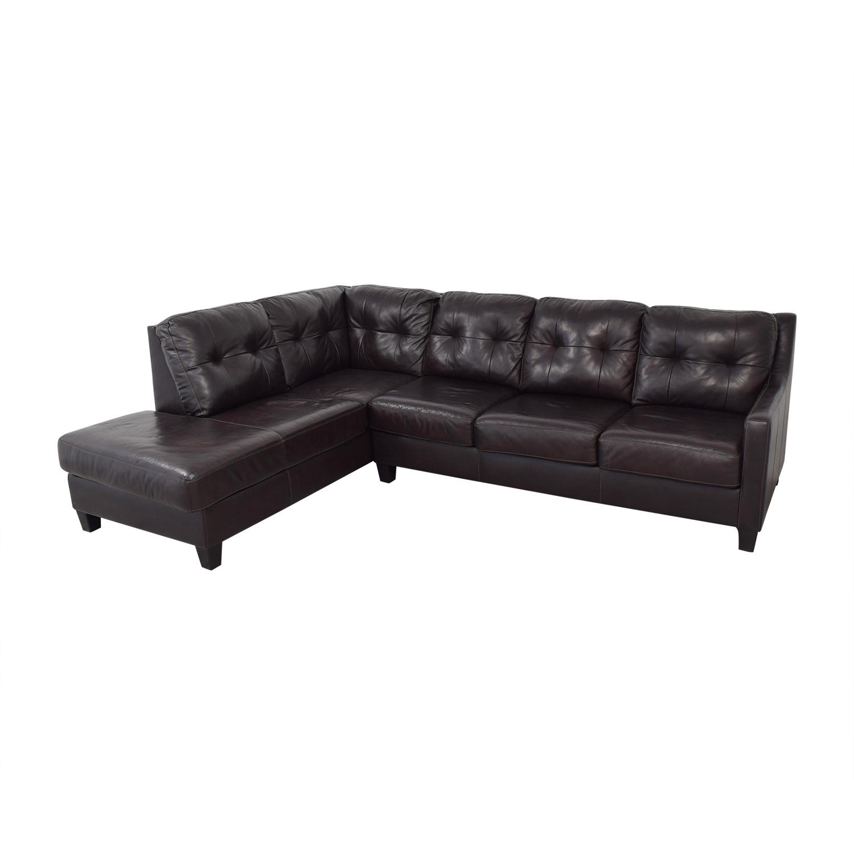 Ashley Furniture Chaise Sectional Sofa Ashley Furniture