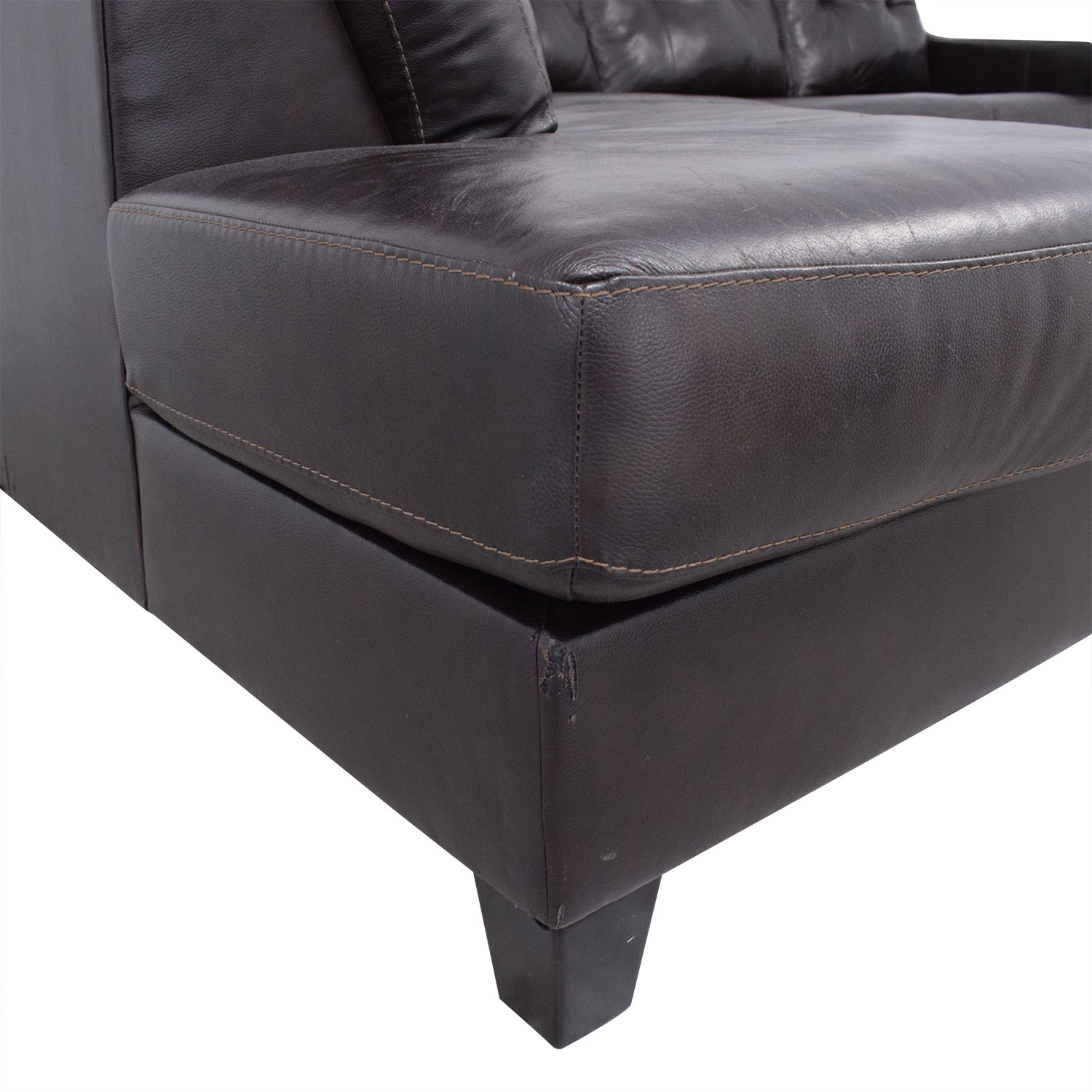 Ashley Furniture Ashley Furniture Chaise Sectional Sofa dimensions