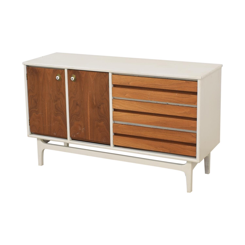 Stanley Furniture Stanley Mid Century Modern Credenza on sale