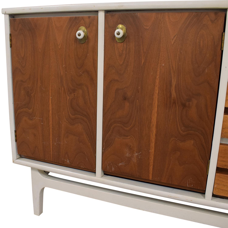 Stanley Furniture Stanley Mid Century Modern Credenza used